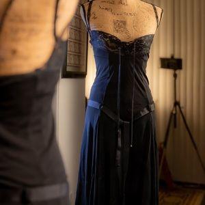 Dolce & Gabbana D&G Black Cocktail Dress